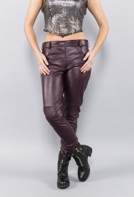 DIVINA PURPLE TROUSERS
