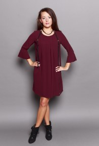 RINASCIMENTO WINE DRESS