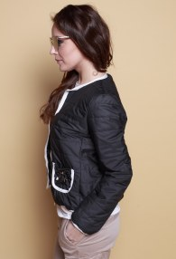 RINASCIMENTO BLACK JACKET