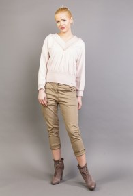 LE STREGHE BEIGE PANTS