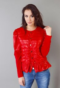 ROBERTA BIAGI RED JACKET