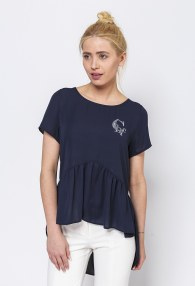SOGO NAVY BLOUSE