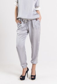 RINASCIMENTO GREY PANTS