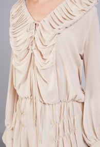 BABYLON BEIGE DRESS