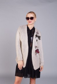 BABYLON BEIGE SWEATER