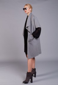 VICOLO GREY COAT