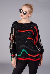 BABYLON COLOURFULL SWEATER