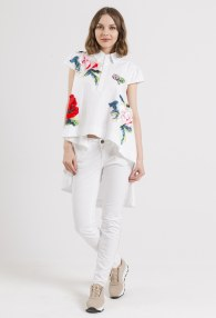 BABYLON FLOWERS SHIRT