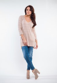 MITIKA BEIGE SWEATER