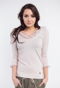 MITIKA PINK SWEATER