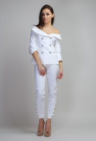EUREKA WHITE JACKET