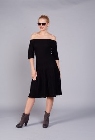 BABYLON BLACK DRESS