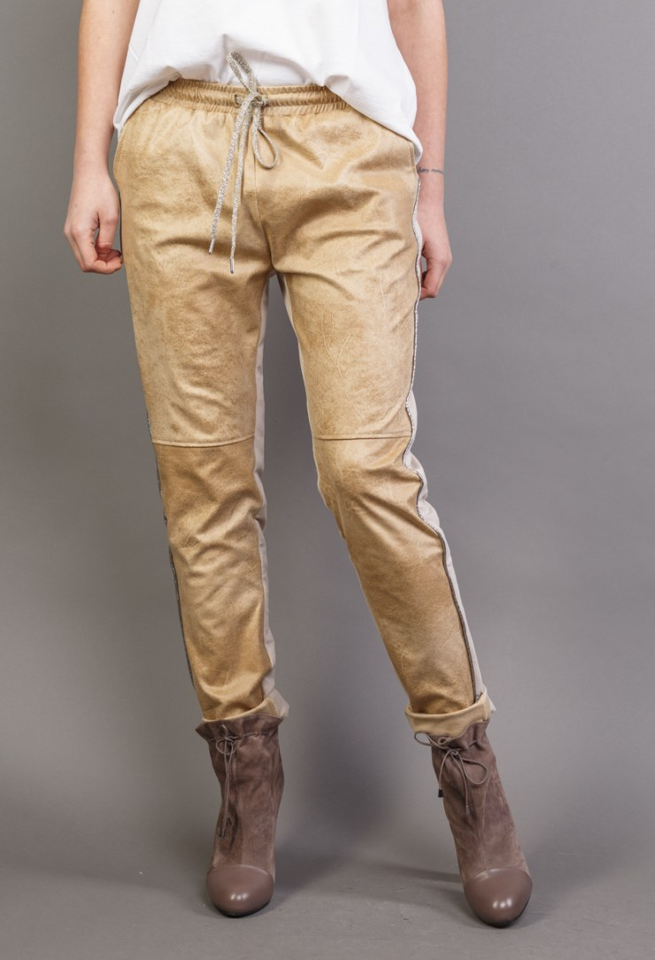 MARYLEY BEIGE PANTS
